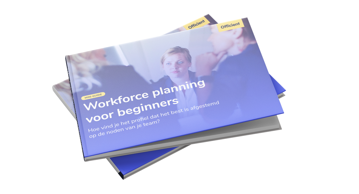 Workforce planning transparent